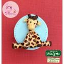 giraffe - Sugar Buttons