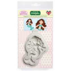 little mermaid - Sugar Buttons