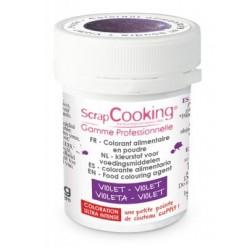 food color powder violet 5g