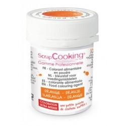 food color powder orange 5g