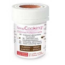 food color powder brown 5g