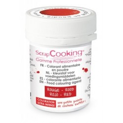 food color powder red 5g