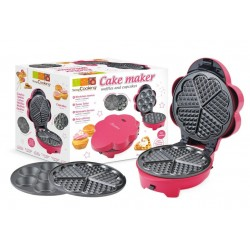 Atelier gâteaux gaufres et cupcakes de ScrapCooking