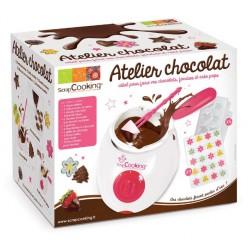 Atelier chocolat de ScrapCooking