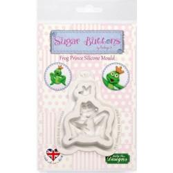 frog prince - Sugar Buttons