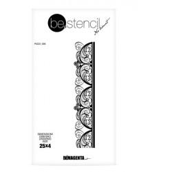 be.stencil - lace 006