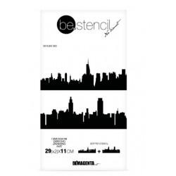 be.stencil - skyline 003
