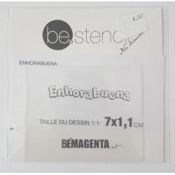 be.stencil - events - enhorabuena  small 010
