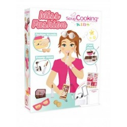 Kit Miss Fashion de ScrapCooking