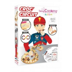 Kit Croc' circuit of ScrapCooking