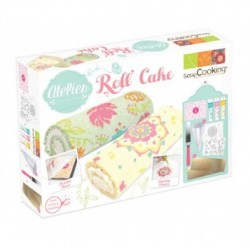 Box Atelier Roll' Cake of ScrapCooking