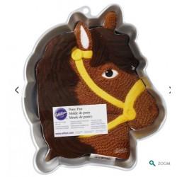 Moule à gâteau cheval Wilton