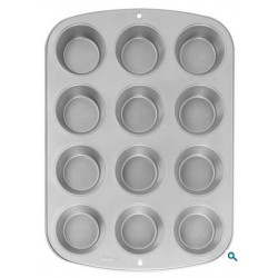 Wilton non-stick  12 mini cupcake pan