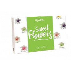 Kit sweet flowers Decora