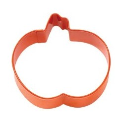 Metal cutter Halloween - orange pumpkin - Wilton