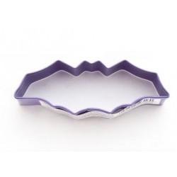 emporte-pièce en métal Halloween- chauve-souris violet - Wilton
