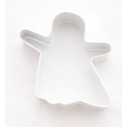 Metal cutter Halloween - white ghost- Wilton