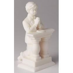 Figurine - garçon à genoux communion - 114 mm - Culpitt