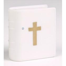 Figurine - bible en plastique - 50 x 44 mm - Culpitt