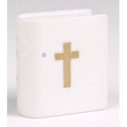 Figurine - plastic bible - 50 x 44 mm - Culpitt