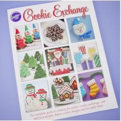 Livre Cookie Exchange - Noël - Wilton