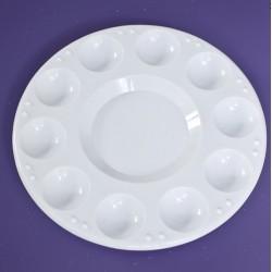 Palette de peinture - plateau de séchage - Purple Cupcakes