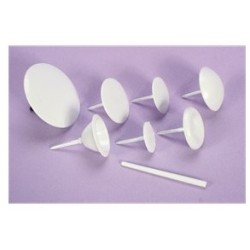 Set Icing Nails and Handle - 7p - PME
