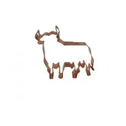Bull Copper Cutter - Cutters Pepe
