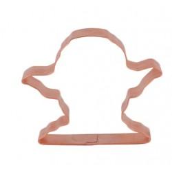 Yoda copper cutter - Cutters Pepe