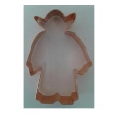 Yoda body copper cutter - Cutters Pepe