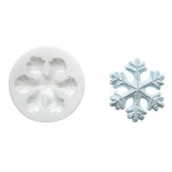 SLK044 Snowflake - silicone mold - Silikomart
