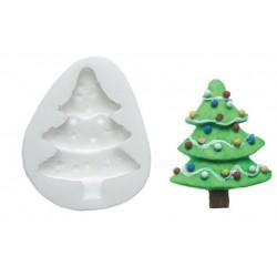 SLK050 Sapin de Noël - Moule en silicone - Silikomart