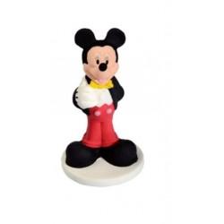 Mickey - Figurine 3D en sucre - Modecor