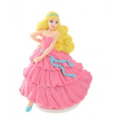 Barbie - Figurine 3D en sucre - Modecor