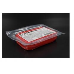 Sugar paste red - 250g - Pastkolor