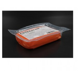 Pâte à sucre orange - 250g - Pastkolor