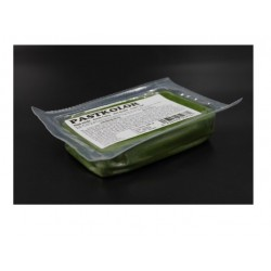 Sugar paste green leaf - 250g - Pastkolor