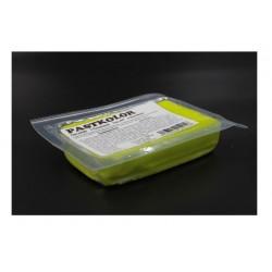 Pâte à sucre vert fluorescent - 250g - Pastkolor