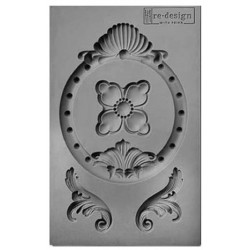 Vintage Art Décor Mould - Warrington Framework - re design