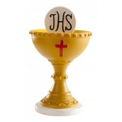 Figurine - Chalice - Communion - 13cm