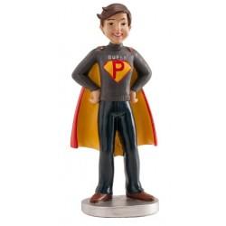 Figurine - Super Dad - Resin - 13cm