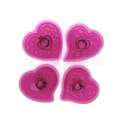 Fantasy heart cutters - 4p - JEM