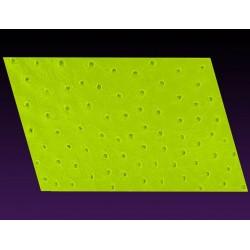 Texture peau d'autruche - impression mat - 19.70 x 10.15 cm - Marvelous Molds