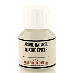 Arôme 4 épices 58 ml