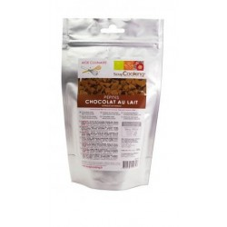 MILK chocolate chips - 120g - ScrapCooking