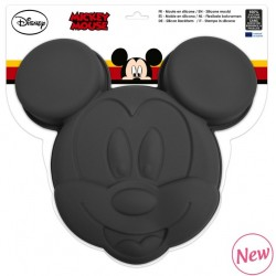 Mickey Silicone Cake Mold - Scrapcooking