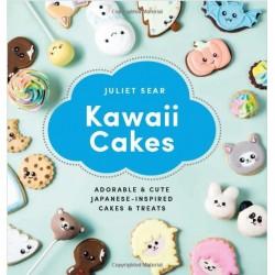 Kawaii Cakes: gâteaux et friandises japonaises adorables et mignonnes (anglais)