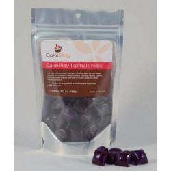 isomalt nibs ready tempered - purple - Cakeplay - 198g