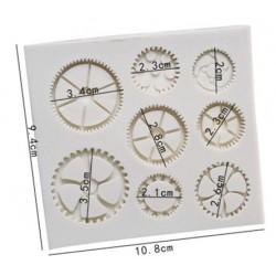 décoration machine - engrenage