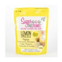 icing sugar - lemon drizzle flavor - Sugar & Crumbs - 500g
